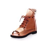 Women's Wedge Heel Peep Toe Sandals with Rivet Shoes(More Colors)