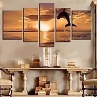 Canvas Art Leap Esperança conjunto de 5