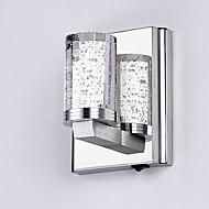 Cristal / LED / Estilo Mini Lâmpadas de Parede,Moderno/Contemporâneo Led Integrado Metal