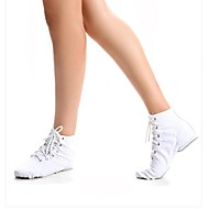 Men's Fabiric Flat Heel Jazz Dance  Shoes (More Colors)