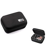 черный защитный камеры хранения Ева сумка для GoPro HD Hero 3/3 + / 4