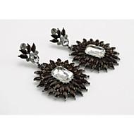 Χονδρικό Έντομα Gem Οβάλ Λουλούδια Stud σκουλαρίκια Γυναικών