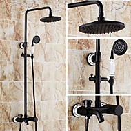 Shower Faucet Antique Brass Oil-rubbed Bronze