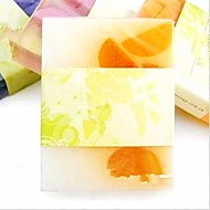 Handmade Natural Soap Bar - (Sweet Orange Scent)