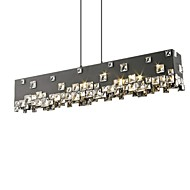 40W Modern/Contemporary Crystal Chrome Metal Chandeliers