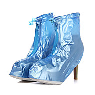 PVC Insoles & Accessories for Shoes Covers Blue / Pink