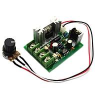 Jtron 12V / 24V / 30V 120W Controller / Ccm5 Pwm Dc Motor Hastighed Controller M / Sikringer