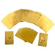 Puzzles Brettspiel / Poker Bausteine DIY Spielzeug Papier Gold