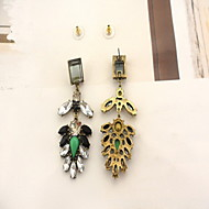 Kushang רטרו עגילי יהלומים