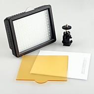 WanSen126 126 LED Video Light Light Camera Camcorder Foto Verlichting 5600K LED Lamp Voor Canon Nikon Hot Shoe Filter