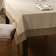 A Motifs Polyester Carré / Rectangulaire Nappes de table