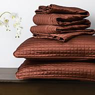 huani® набор одеяло, 3 шт плед красный полиэстер