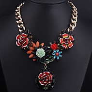 Women's Alloy Necklace Gift/Party/Daily/Causal Non Stone