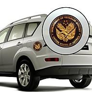 Emblem av Eagle Mønster Dekorative Car Sticker