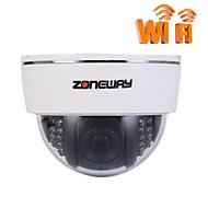 zoneway® nc864mw-P 실내 돔 IP 카메라 2.0MP 야간 와이파이 무선