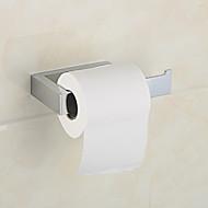 Moderne Quadrate Brass Toilet roll indehavere