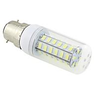 7W B22 LED-maissilamput T 48 SMD 5730 600 lm Kylmä valkoinen AC 220-240 V