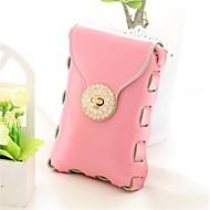 Kvinners Mini Bag Cell Phone Bag / Messenger