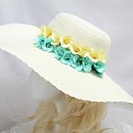 Mujer / Niña de flor Papel Celada-Ocasión especial / Casual / Al Aire Libre Sombreros