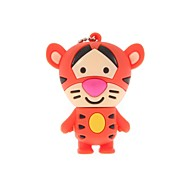 zp cartoon tygr znak usb flash disk 16GB.