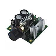 008 0031 12v ~ 40V 10a pulsbreddemodulation PWM dc motor hastighedskontrol skifte