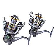 Palaemon metal Pesca Carretes de Spinning 4000