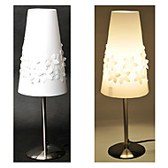 """17.2 """"H Simple Style Floral Ložnice Stolní lampa"""