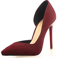 Women's Spring Summer Fall Winter Suede Dress Party & Evening Stiletto Heel Others