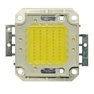 jiawen® 50waty 4000-4500lm 6000K studená bílá vedl čip (dc 30-33v)
