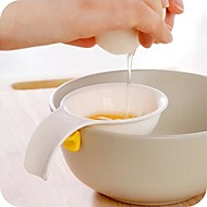 Mini Egg Yolk White Separator With Silicone Holder Kitchen Tool Egg Divider