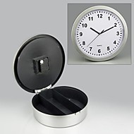rejtett biztonságos falióra rejtély óra biztonságos 25x6.8x2cm