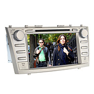 8 inch 2 din Car DVD Player for TOYOTA CAMRY  2007-2011,Support GPS/RDS/IPOD/Bluetooth/ATV/SWC/Touch Screen