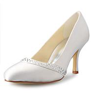 Chaussures de mariage - Noir / Bleu / Rose / Violet / Rouge / Blanc / Argent / Or / Champagne / Beige - Mariage - Bout Fermé - Talons -