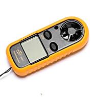 digitale anemometermålinger gm816