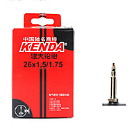 Kenda 26inch 26 * 1,5 / 1,75 Butylkautschuk fv 34mm MTB-Schlauch