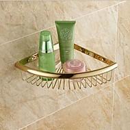 浴室棚 Ti-PVD ウォールマウント 210cm*210cm60cm(8.26*8.26*2.36inch) 真鍮 アンティーク
