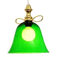 Moderní zlatý zvon závěsné svítidlo