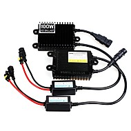 100W 12V D2S Digital HID Xenon Replacement Ballasts