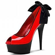Pompe di scarpe più colori disponibili scarpe tacco stiletto della piattaforma delle donne