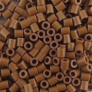 kb 500db / csomag 5mm kávé Perler gyöngyök biztosíték gyöngyök hama gyöngyök DIY kirakós EVA anyagból Safty gyerekeknek