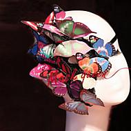 Masker Headpiece Dam Speciellt Tillfälle Polyester Speciellt Tillfälle
