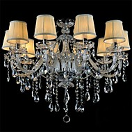 Maximum 60 W Modern/Contemporary / Traditional/Classic / Drum / Country / Island / Globe Crystal / Mini Style Others GlassChandeliers /