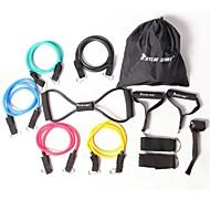 Faixas de Exercício / Conjunto Fitness Exercicio e Fitness / Ginásio Borracha-KYLINSPORT®