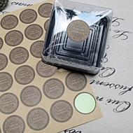 Klassiek Thema - stickers ( Bruin , N / A