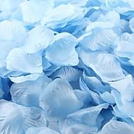 hellblau Rosenblätter Tischdekoration (Set von 100 Blütenblätter)