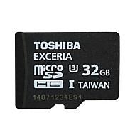 original Toshiba 32GB microSDHC class10 sd-c032gr7vw060a UHS-I-Speicherkarte u3