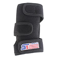 Hand & Wrist Brace Sports Support Protective Breathable Eases pain Fitness Baseball Badminton Running Black