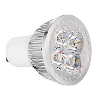 GU10 4 W 4 High Power LED 360 LM Warm White Dimmable Spot Lights AC 220-240 V