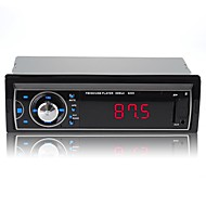 LED LCD auton ääni stereo FM-radiovastaanotin auton mp3-soitin usb usb-portti / SD-korttipaikka