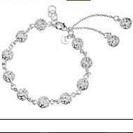 Damen Armbänder Charme Silber